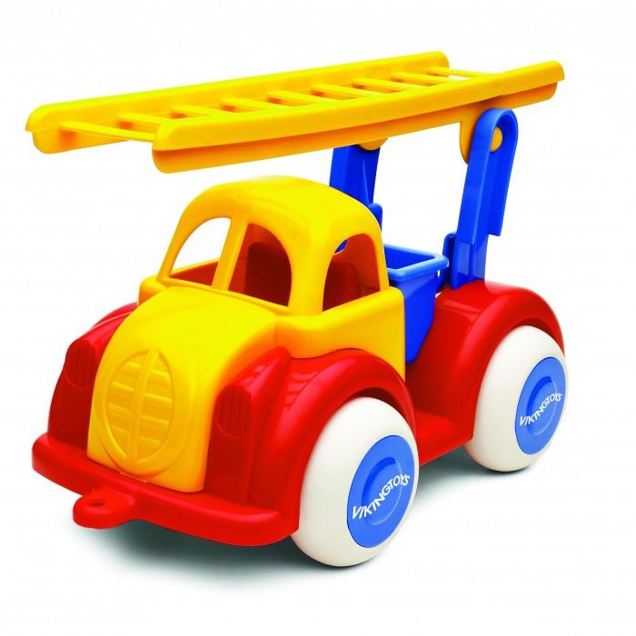 Машины Viking Toys Джамбо пожарная машина 28 см