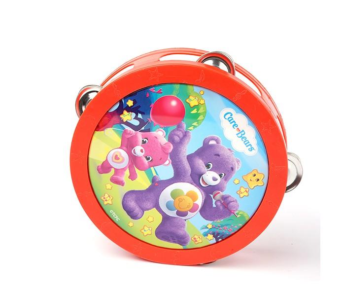 Музыкальные игрушки Care Bears Звонкий Бубен скрипка бубен и утюг