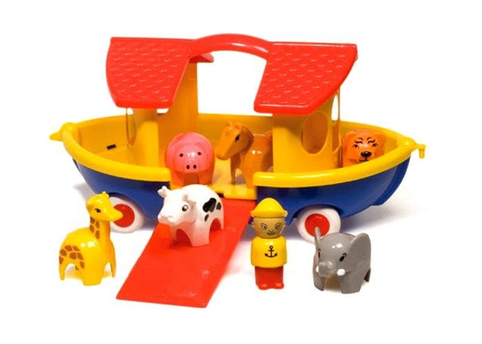 Viking Toys Лодка Ноев ковчег 37 см