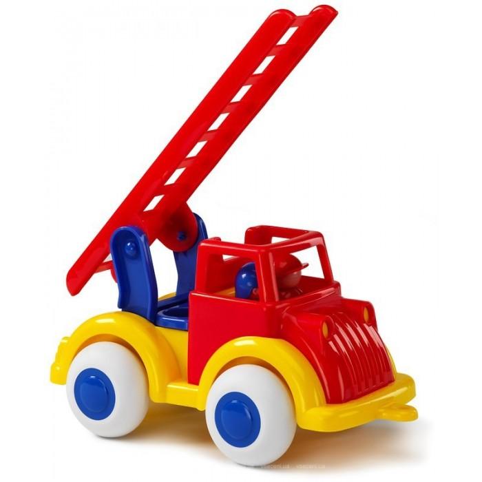 Машины Viking Toys Миди пожарная машина 21 см