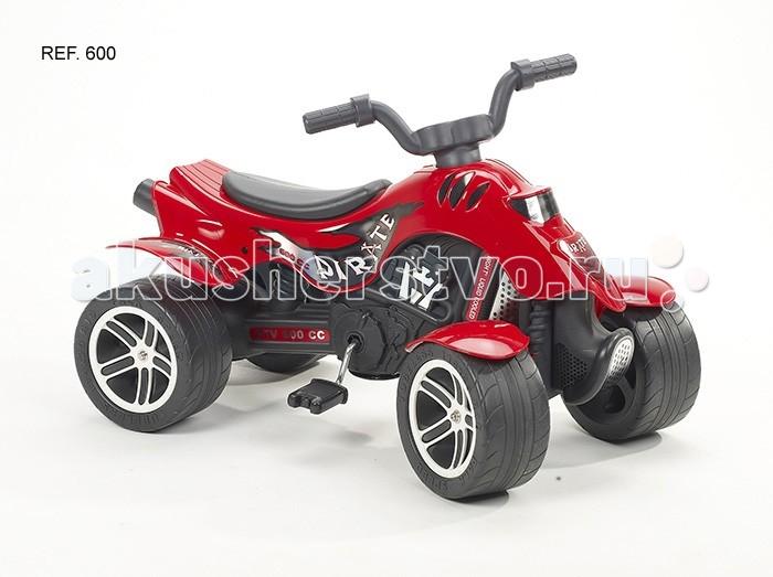Детский транспорт , Педальные машины Falk Квадроцикл педальный 84 см FAL 600 арт: 390354 -  Педальные машины