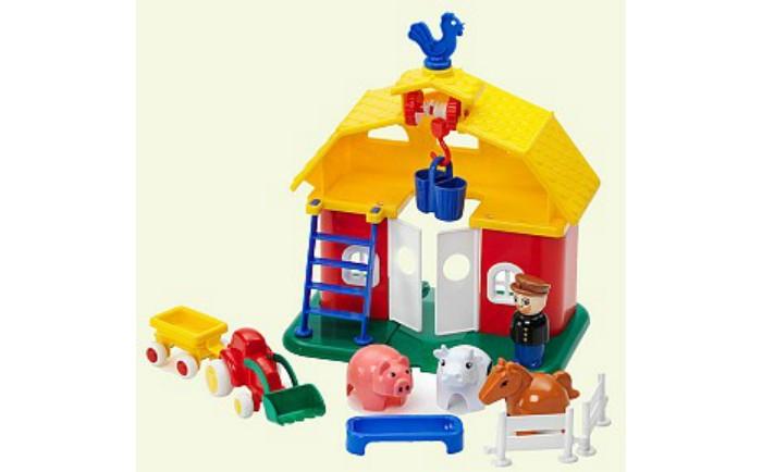 Игровые наборы Viking Toys Мультинабор город Ферма