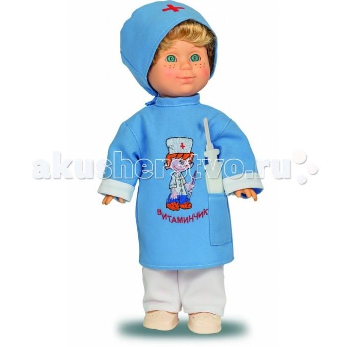 Куклы и одежда для кукол Весна Кукла Митя Доктор куклы gulliver кукла дынька 30см