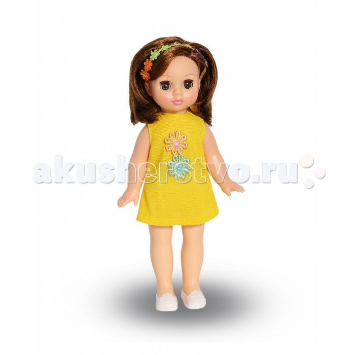 Куклы и одежда для кукол Весна Кукла Эля 20 куклы и одежда для кукол весна кукла женечка 53 см