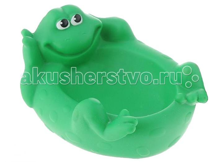 Аксессуары для ванн Весна Игрушка для ванны Мыльница-лягушка