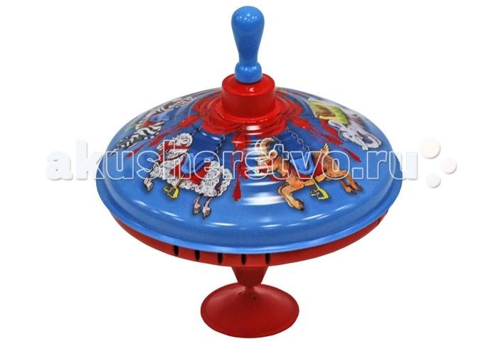 Развивающие игрушки Bolz Юла металлическая Карусель 19 см юла s s юла чудо карусель