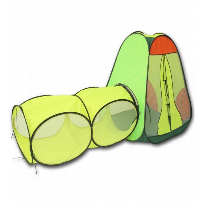 Палатки-домики Belon Конусная палатка с тоннелем 2 секции