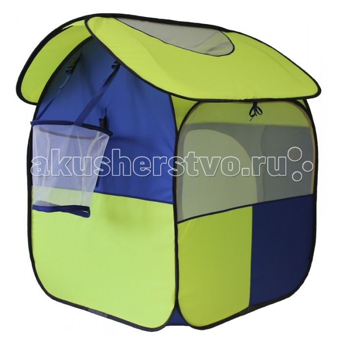 Палатки-домики Belon Квадратная палатка с баскетбольной корзиной