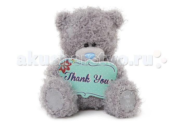 Мягкая игрушка Me to You Мишка Тедди Спасибо тебе 13 см