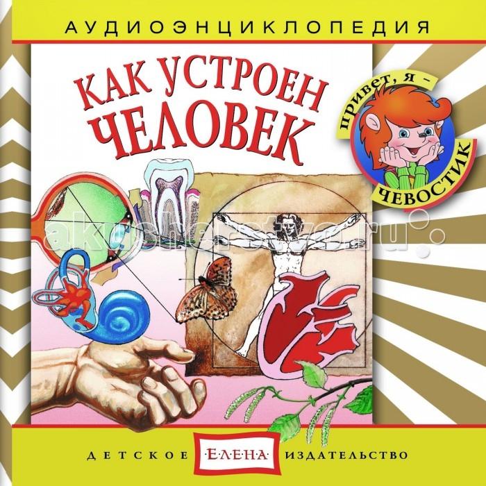 Энциклопедии Детское издательство Елена Аудиоэнциклопедия Как устроен человек