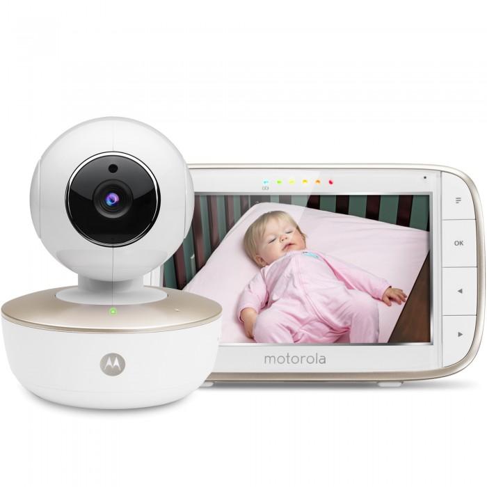 Безопасность ребенка , Видеоняни Motorola Wi-fi видеоняня с беспроводной камерой MBP855 Connect арт: 391489 -  Видеоняни