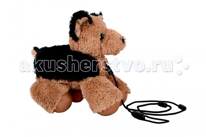 цена на Интерактивные игрушки Toy Target Собачка-Шагачка Овчарка