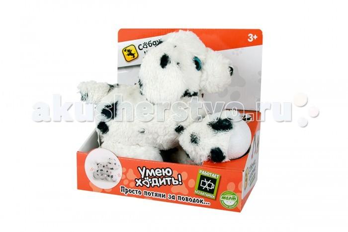 Интерактивные игрушки Toy Target Собачка-Шагачка Далматин коврик для мыши cbr cmp 027 english