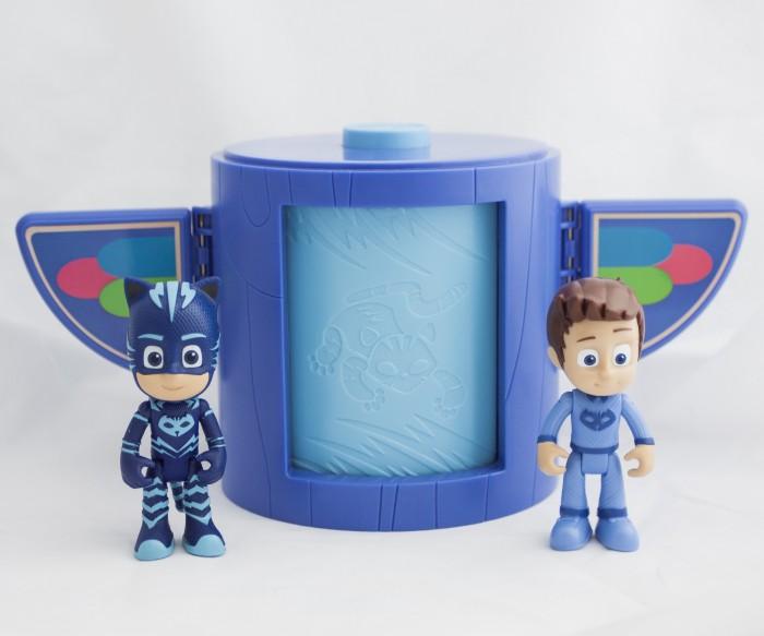 Игровые наборы Герои в масках (PJ Masks) Игровой набор Превратись в героя Кэтбой, Игровые наборы - артикул:392129