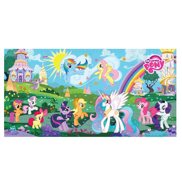 Игровые коврики Играем вместе My Little Pony коврик-пазл цена