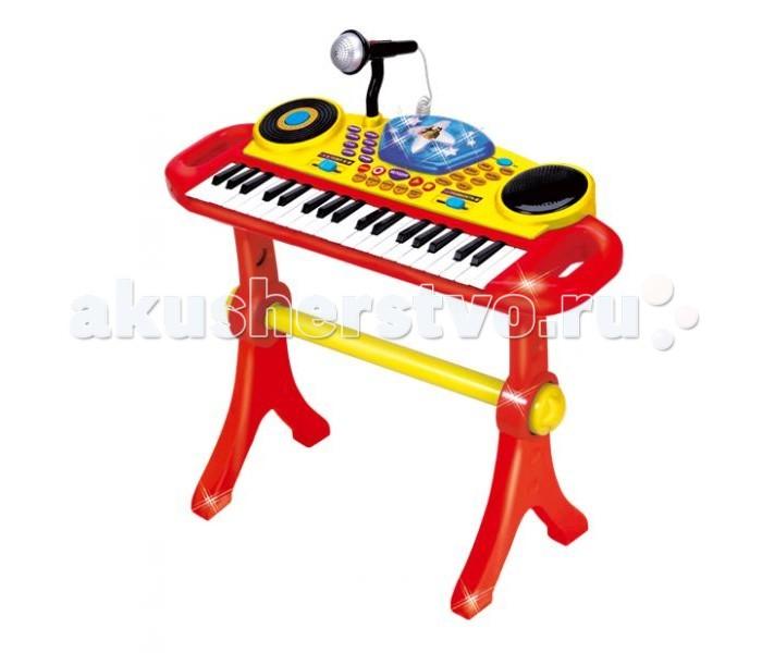 Музыкальная игрушка Играем вместе Электропианино Маша и Медведь