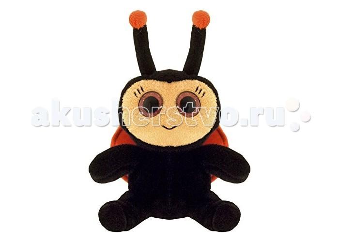 Мягкие игрушки Wild Planet Божья коровка 15 см мягкие игрушки lilliputiens божья коровка лиза