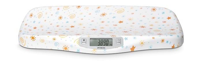 Детские весы Maman SBBC 217 весы детские maman sbbc215 20 кг