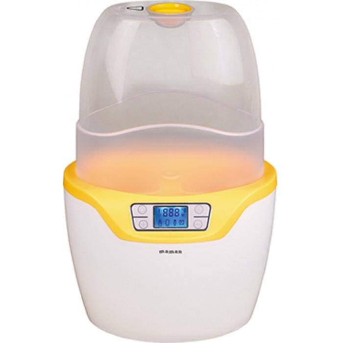 Аксессуары для кормления , Подогреватели и стерилизаторы Maman Подогреватель для двух бутылочек RB-27 арт: 392874 -  Подогреватели и стерилизаторы