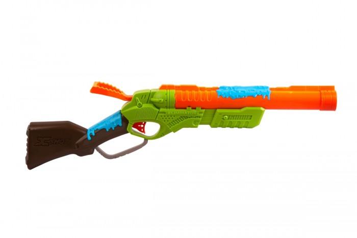 Игрушечное оружие Zuru X-Shot Ружье с мишенями Атака Пауков игрушечное оружие zuru x shot ружье с мишенями атака пауков