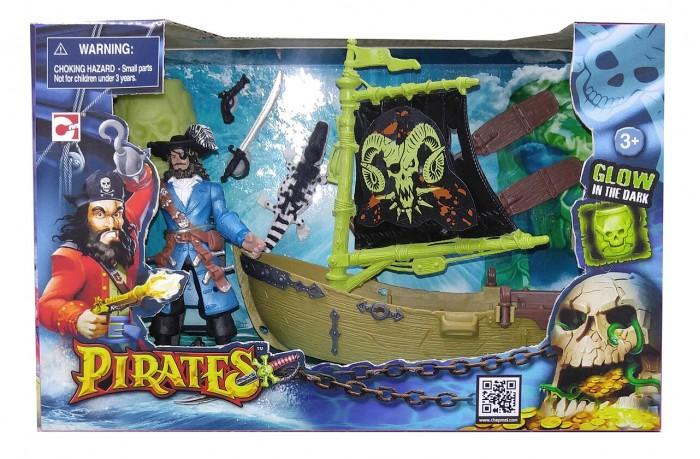 Игровые наборы Chap Mei Игровой набор Пираты На абордаж другие yu mei jing 80g