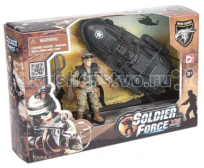 Игровые наборы Chap Mei Игровой набор Soldier Force VIII Разведчик на водном скутере игровые наборы esschert design набор игровой kg118