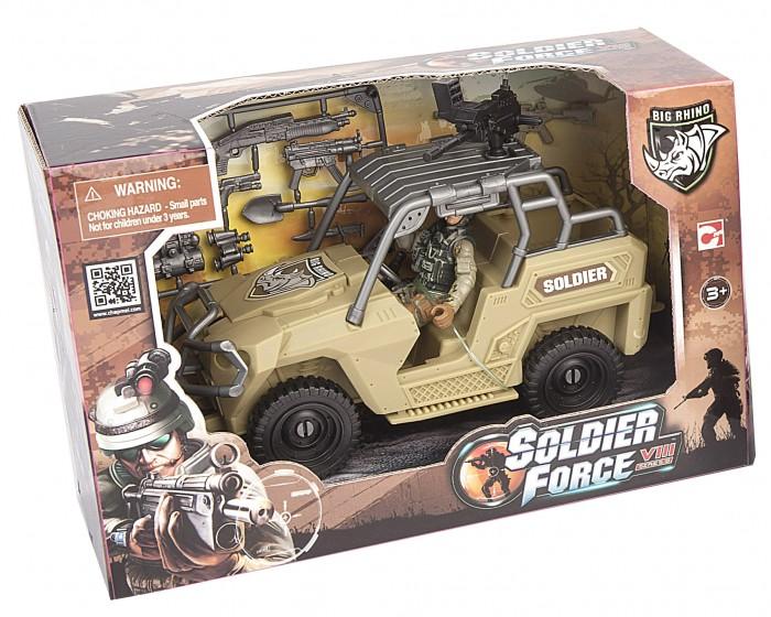 Игровые наборы Chap Mei Игровой набор Soldier Force Армейский внедорожник
