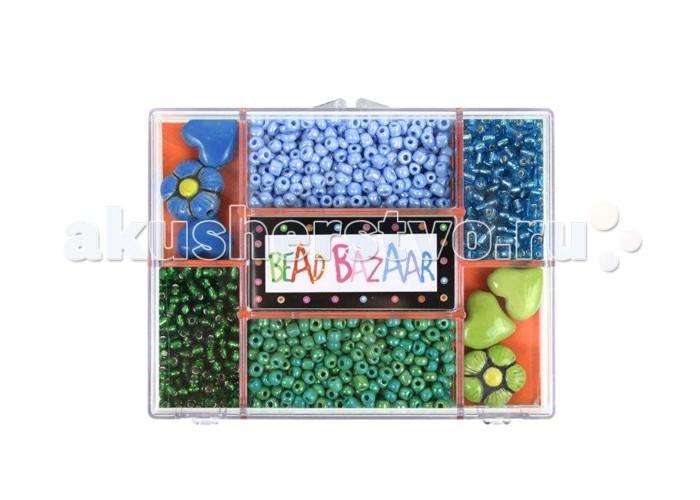 Bead Bazaar Набор Букет Сердца 749 bead bazaar трапеция