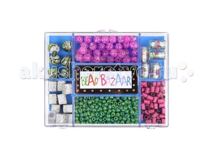 Bead Bazaar Набор Букет Ласковый ручеек 924 bead bazaar трапеция
