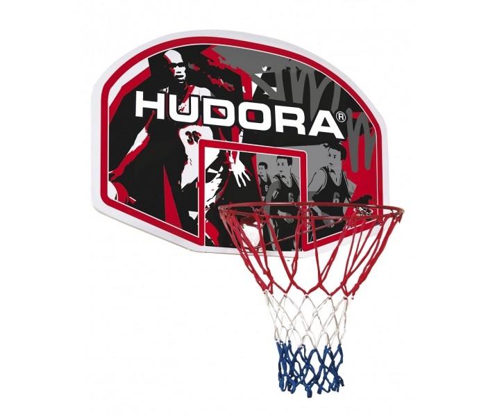 Спортивный инвентарь Hudora Набор для игры в баскетбол In-Outdoor zanst zamst функциональный спортивный инвентарь ha 1 сетка короткая трубка дышащая беговая марафонная защитная ножка 2 грузя черный s