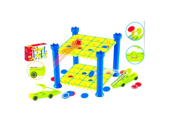 Игры для малышей Di Hong Настольная игра Захват башни 85788 детская пирамидка pui lok hong 1 3