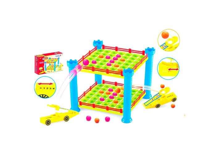 Игры для малышей Di Hong Настольная игра Осада башни ZY213027/86788 детская пирамидка pui lok hong 1 3