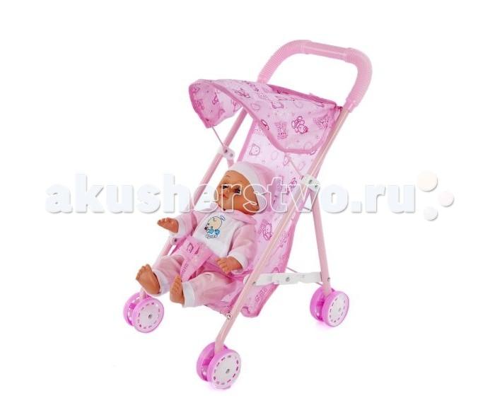 Куклы и одежда для кукол Shantou Gepai Набор кукла с коляской кукла defa lucy с коляской и собачкой 8205