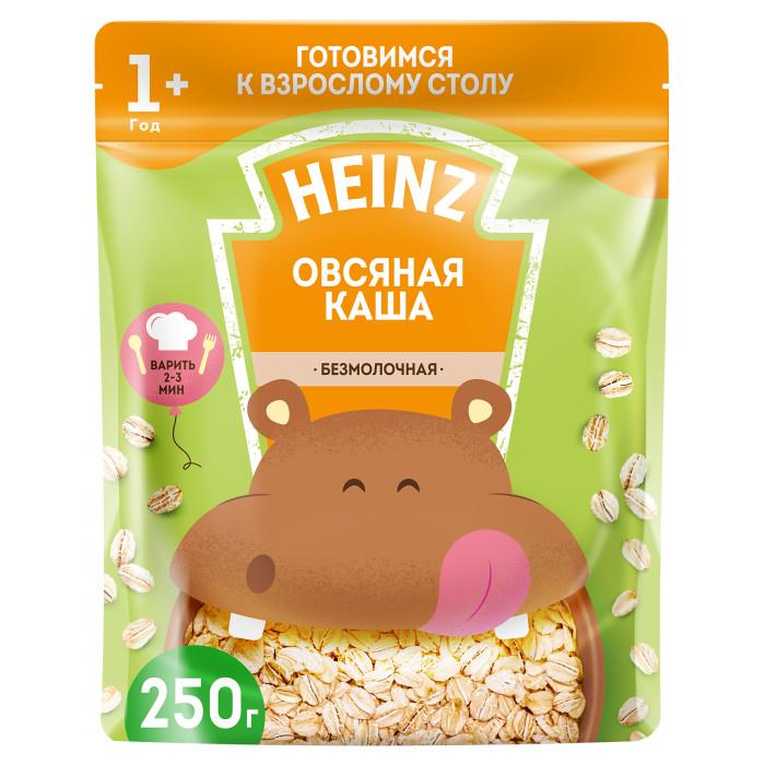 Каши Heinz Безмолочная Овсяная каша Я Большой с 12 мес., 250 г heinz каша овсяная с бананом и молоком с 6 месяцев 250 г
