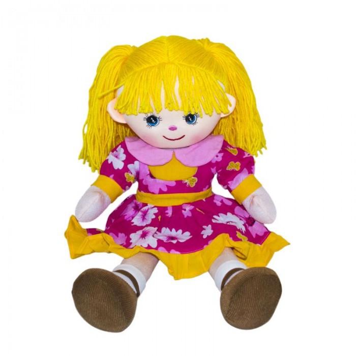 Куклы и одежда для кукол Gulliver Мягкая кукла Дынька 30 см игрушка мягкая gulliver кукла хозяюшка 30см
