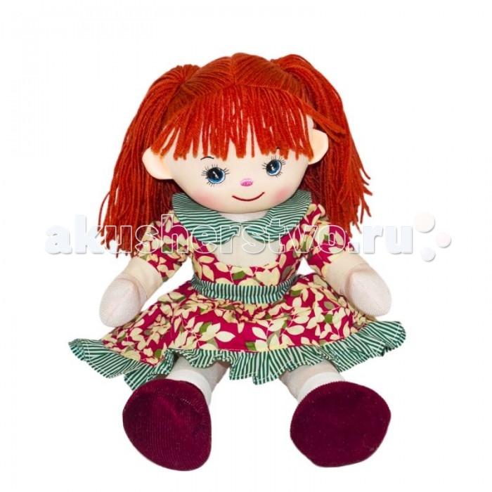 Куклы и одежда для кукол Gulliver Мягкая кукла Рябинка 30 см