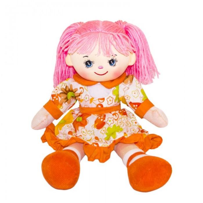 Куклы и одежда для кукол Gulliver Мягкая кукла Нектаринка 30 см