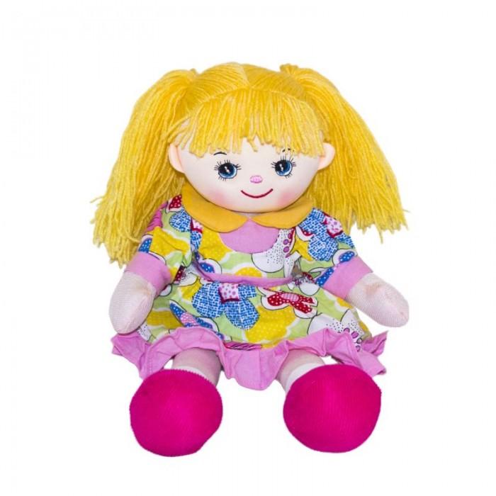 Куклы и одежда для кукол Gulliver Мягкая кукла Лимоника 30 см
