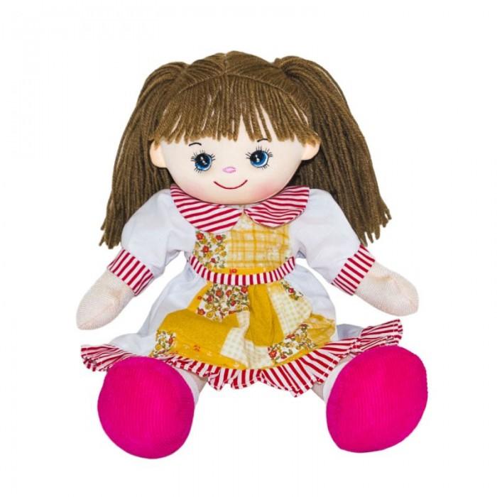 Куклы и одежда для кукол Gulliver Мягкая кукла Смородинка 30 см