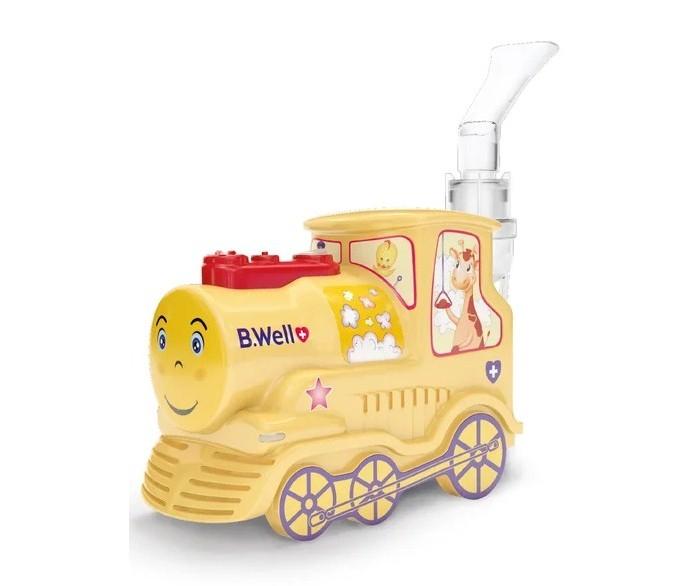 Гигиена и здоровье , Ингаляторы B.Well Ингалятор медицинский PRO-115 компрессорный арт: 393714 -  Ингаляторы