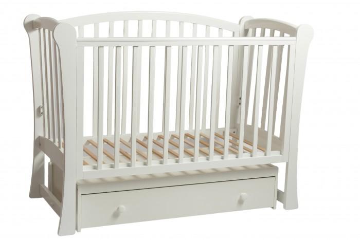 Купить Детская кроватка Baby Luce Лидер 1 (маятник поперечный) в интернет магазине. Цены, фото, описания, характеристики, отзывы, обзоры