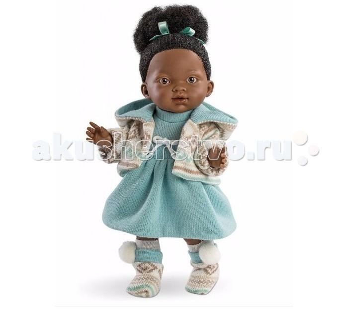 Куклы и одежда для кукол Llorens Кукла Валерия мулатка 28 см куклы и одежда для кукол llorens кукла изабела 33 см со звуком
