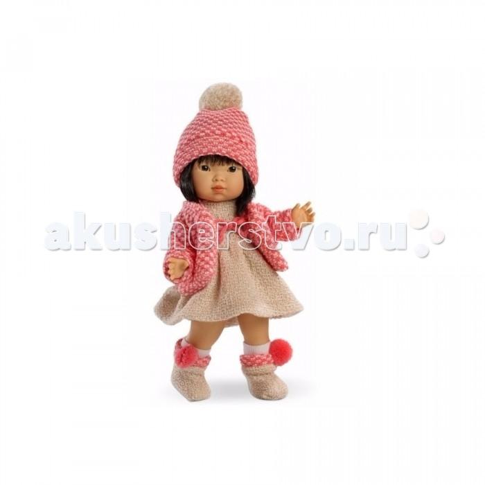 Куклы и одежда для кукол Llorens Кукла Валерия азиатка 28 см L 28022 куклы и одежда для кукол llorens кукла изабела 33 см со звуком
