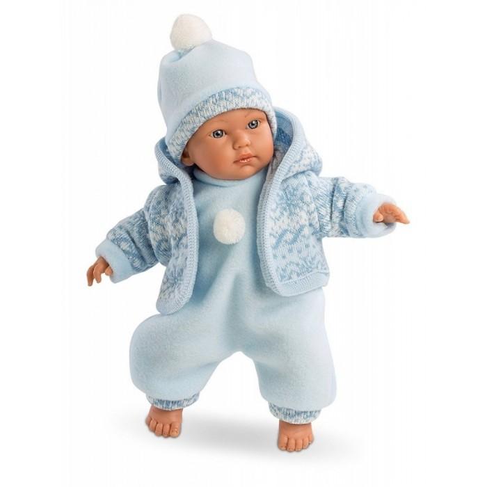 Куклы и одежда для кукол Llorens Кукла Кукуй 30 см L 30003 куклы и одежда для кукол llorens кукла изабела 33 см со звуком