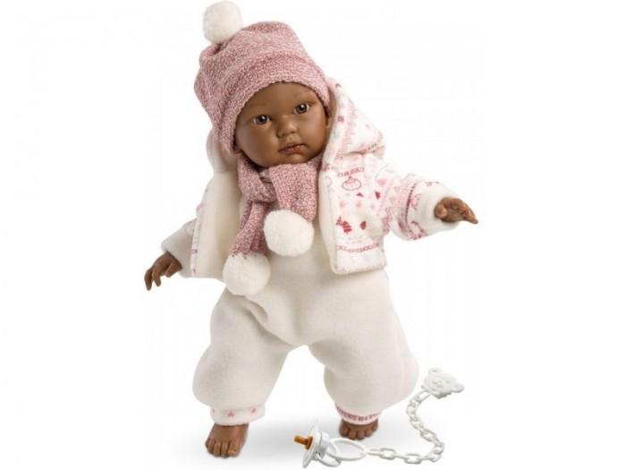 Куклы и одежда для кукол Llorens Кукла Кукуй мулат 30 см куклы и одежда для кукол llorens кукла изабела 33 см со звуком