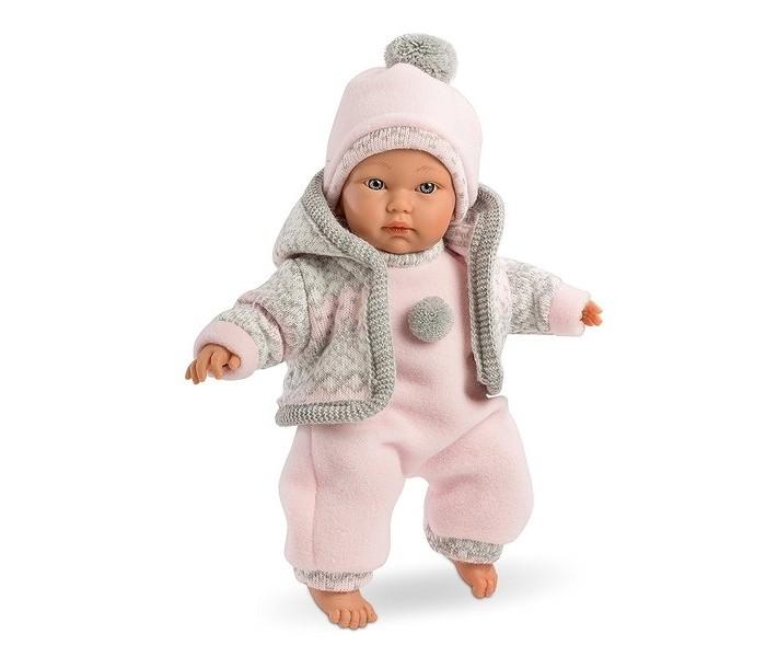 Куклы и одежда для кукол Llorens Кукла Кука 30 см L 30004 куклы и одежда для кукол llorens кукла клавдия 38 см со звуком