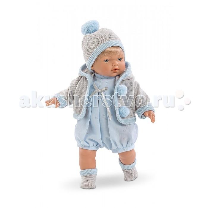 Куклы и одежда для кукол Llorens Кукла Роберт 33 см куклы и одежда для кукол llorens кукла изабела 33 см со звуком
