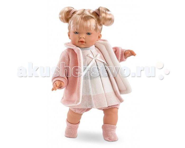 Куклы и одежда для кукол Llorens Кукла Айтана 33 см куклы и одежда для кукол llorens кукла изабела 33 см со звуком
