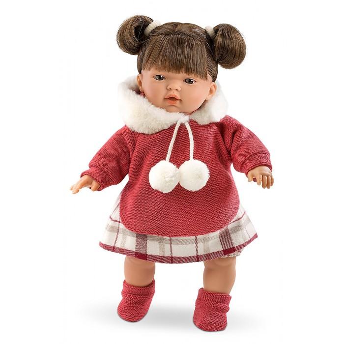 Куклы и одежда для кукол Llorens Кукла Татьяна 33 см L 33286 куклы и одежда для кукол llorens кукла изабела 33 см со звуком