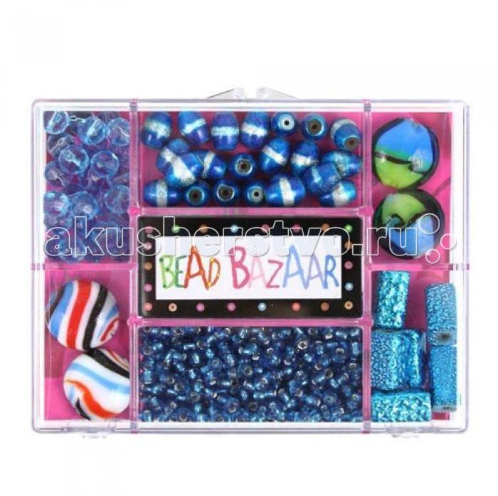 Наборы для творчества Bead Bazaar Набор Букет Тропическая лагуна 929 игровой набор bead bazaar набор дл творчества 1466